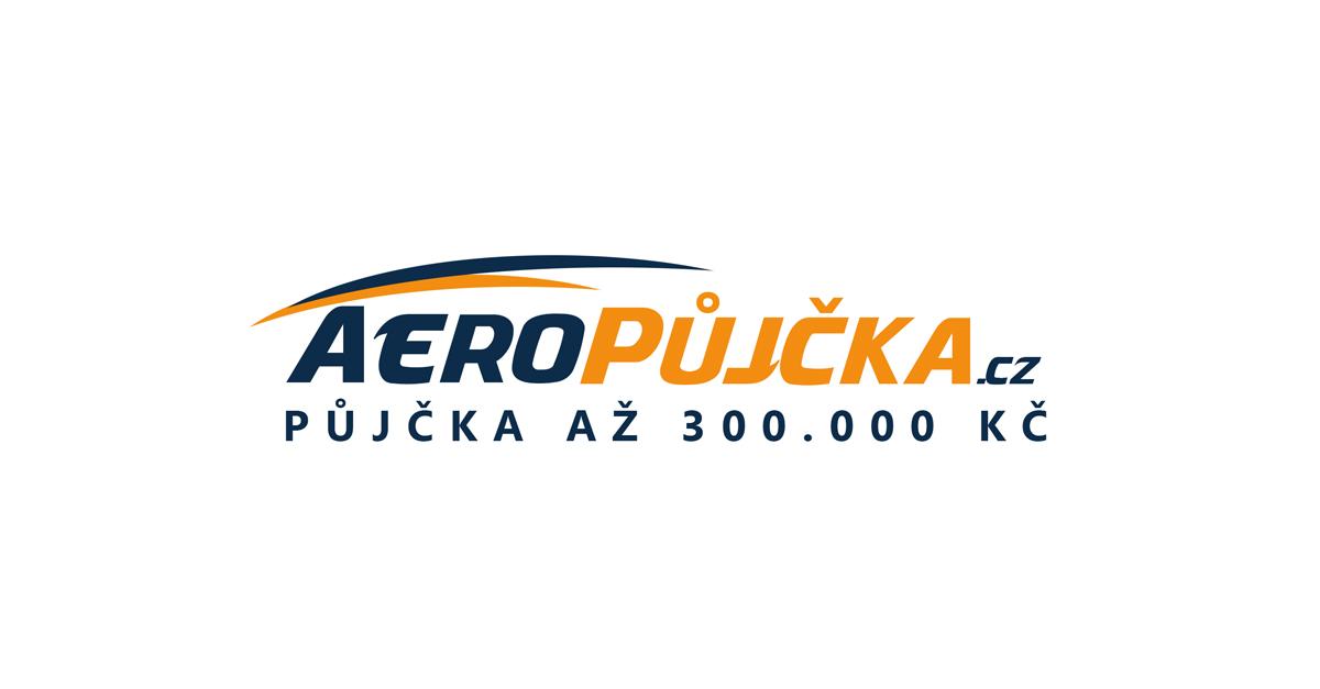 Rychlá online půjčka bez registru až 300.000 Kč na 6 let - AeroPůjčka.cz.